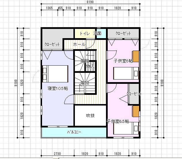 間取り決定!|桧家住宅ではじめての注文住宅を建てる件