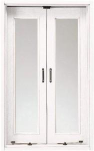 吹き抜け用 両開きドア