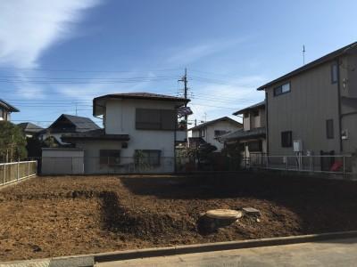更地になった我が家を見学しに行ってみた。|桧家住宅で注文住宅を建てる件