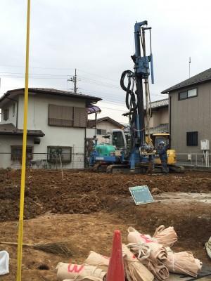 地盤改良工事の見積もり、値段があってないようなもの?|桧家住宅で注文住宅を建てる件
