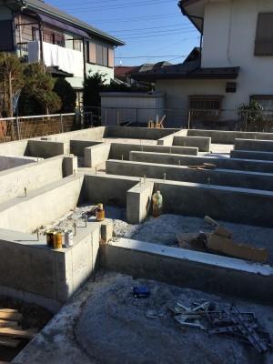年内工事納め【基礎工事13~17日目】|桧家住宅で注文住宅を建てる