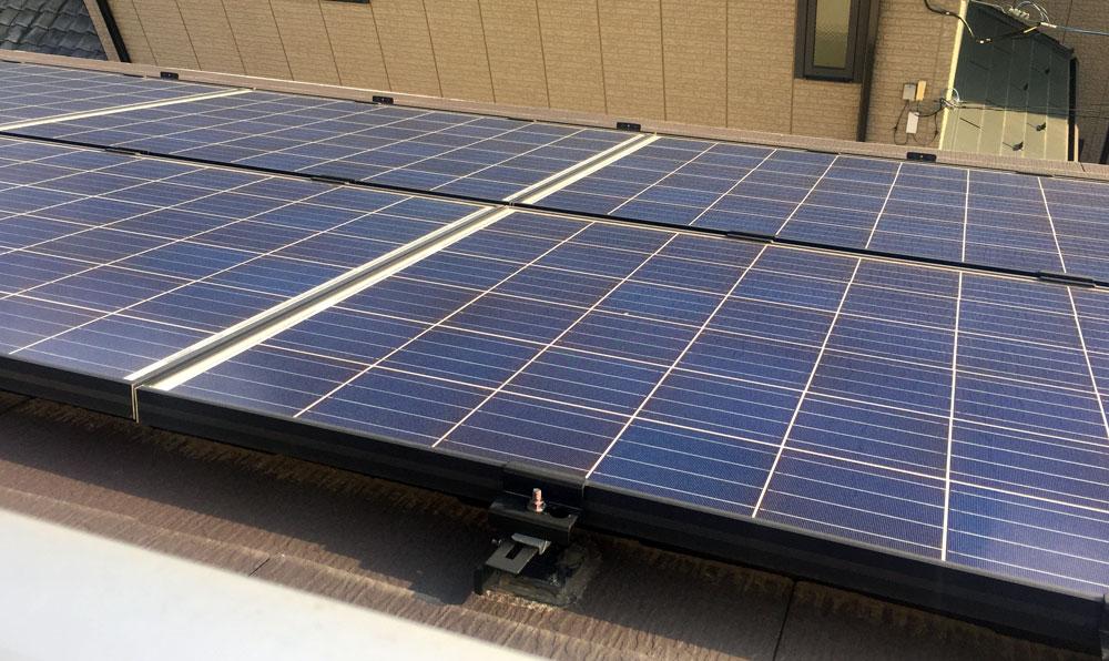 入居から3年!太陽光発電(戸建て住宅)の売電額と売電量を公開。